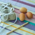 TopLay |Egg Carton Craft | Shoelaces