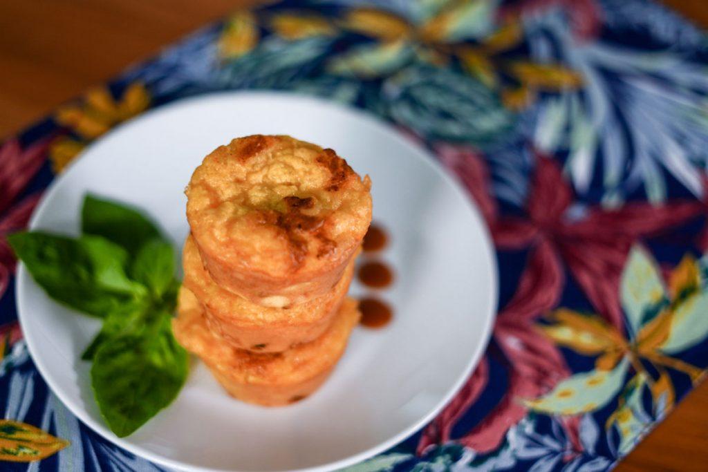TopLay - mini omelette muffins