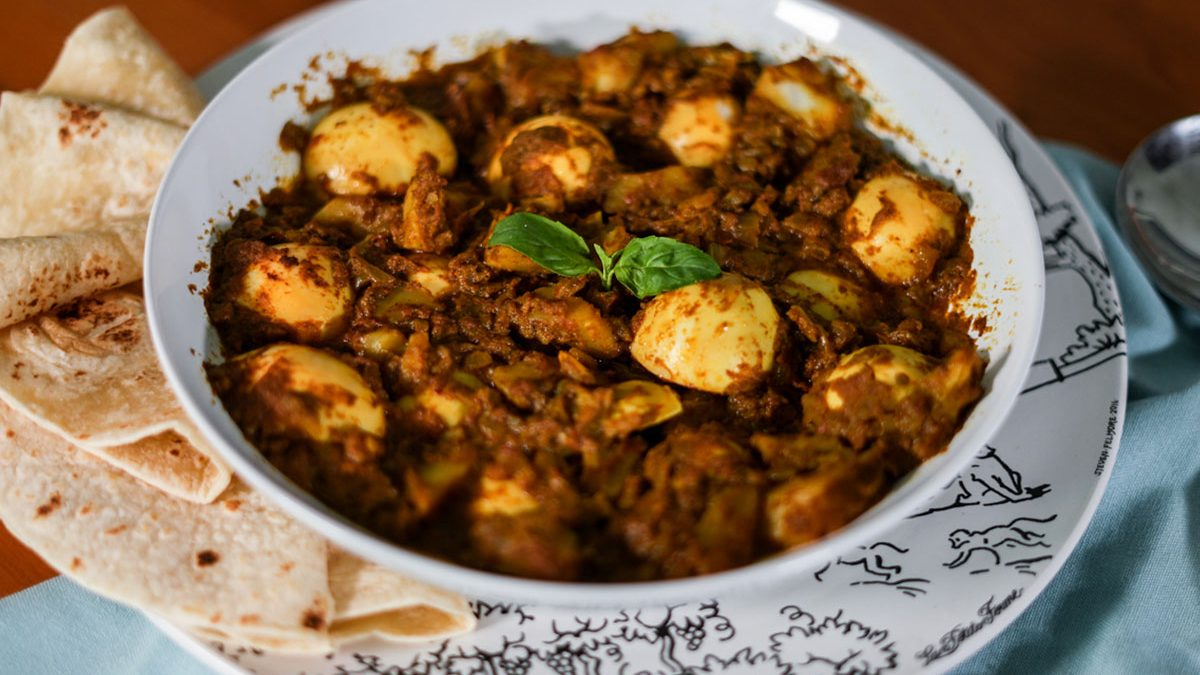 TopLay - Egg curry