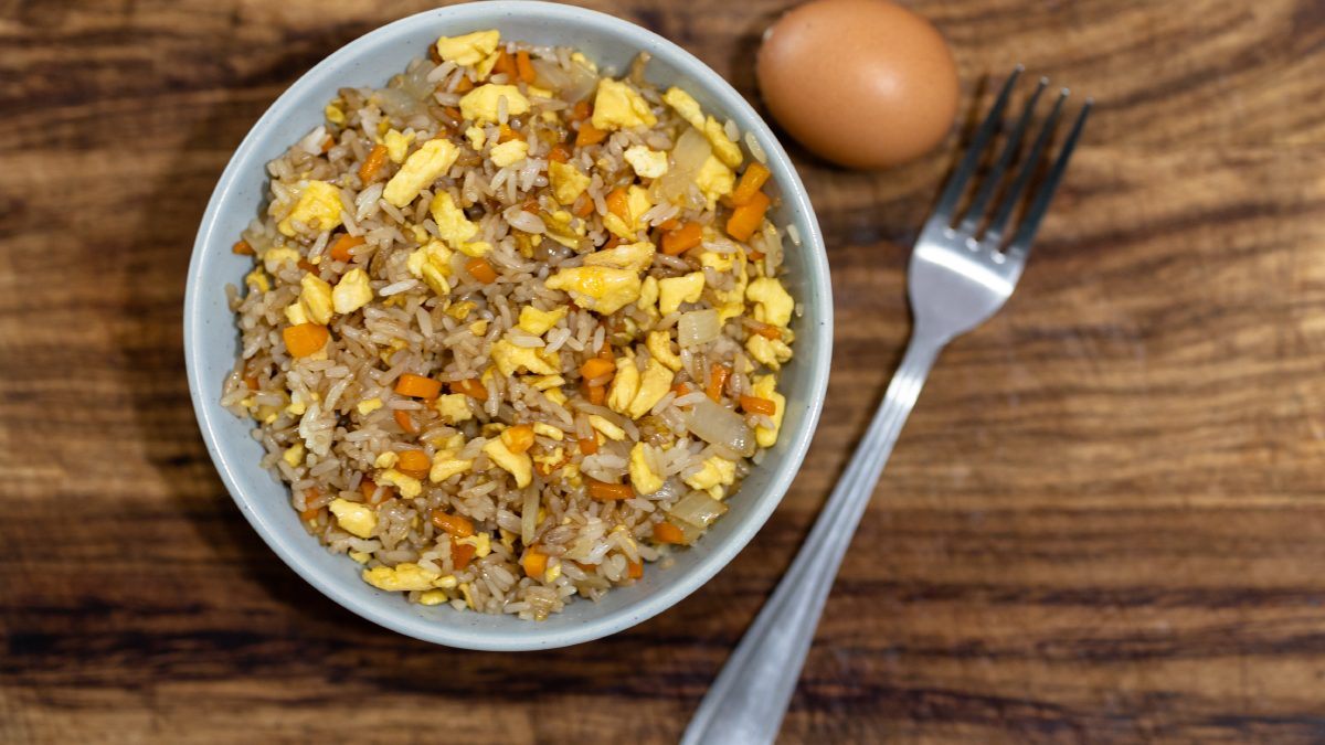 TopLay   Egg fried rice